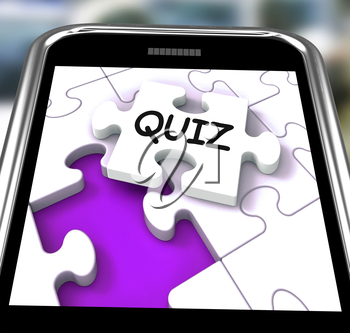 Quiz Smartphone Meaning Online Exam Or Challenge Questions
