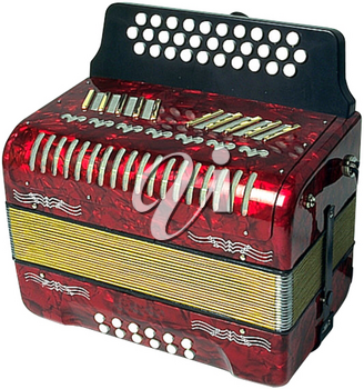 Royalty Free Photo of an Accordion
