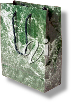 Royalty Free Photo of a Gift Bag