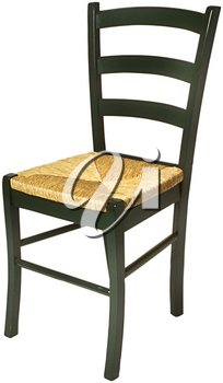 Royalty Free Photo of a Dining Room Chair